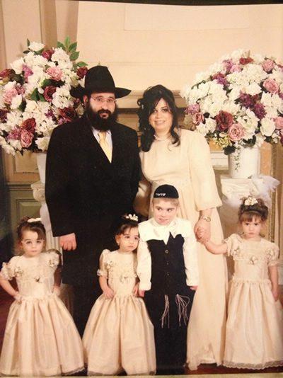 Schneur Gansburg Family1