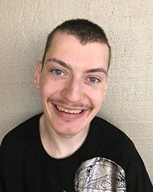 Familial Dysautonomia - Andrew