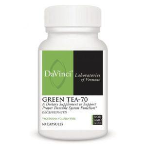 DaVinci Green Tea 70